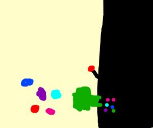 a machine that farts broken (SU) gems