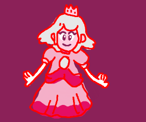 princess peach!