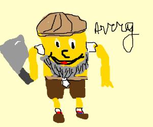 VikingBob SquareAxe