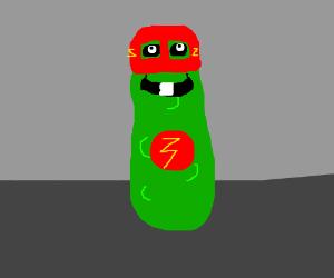 Larry the Flashcumber