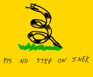 dont tread on me clipart step by step current - 300×250