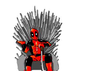 Deadpool in Game of Thrones