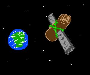 Ancient Satellites