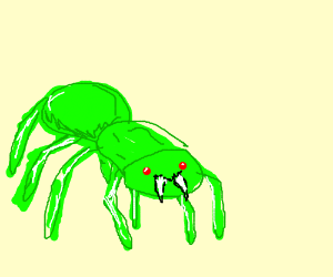 goo spider