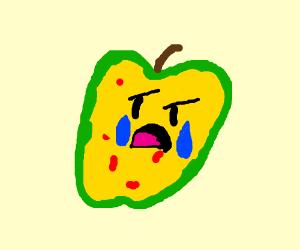 Emotional Stuffed Pepper