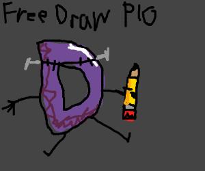 Free Draw PIO ( -$-$-$- mine)