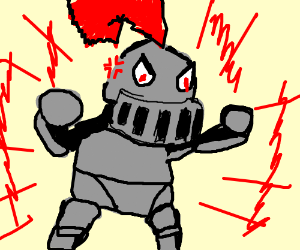 knight in rage mode