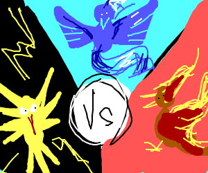 Pokémon GO team wars