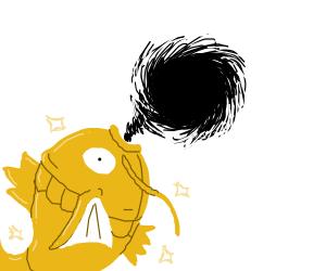 Shiny Magikarp Eats Black Hole
