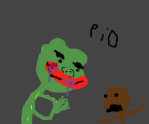 Favourite Cartoon Character Halloween Edit PIO