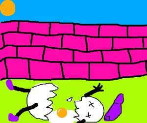 Dead egg.