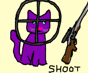 Image result for furry being shot