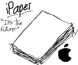 The Future of Technology: Apple's iPaper