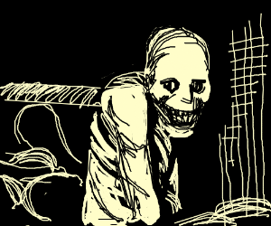 the russian sleep experiment creepy guy