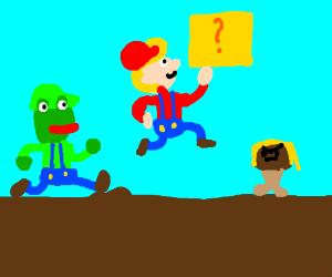 Super Pepe Bros.