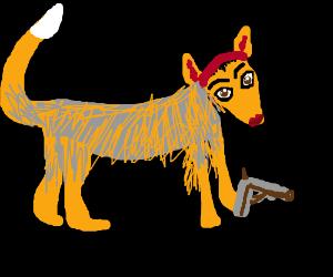 Faye Valentine is a fox