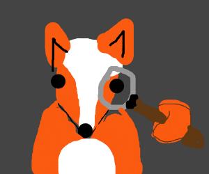 Master Detective Fox