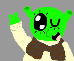 Kawaii Shrek