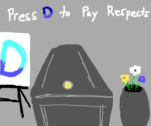 Last tribute to people who quit drawception