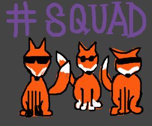 Fox squad