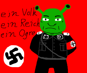 its all ogre bc nazis