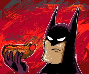 Batmans a carnivore