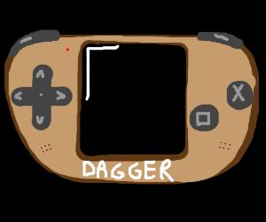 Dagger handheld system