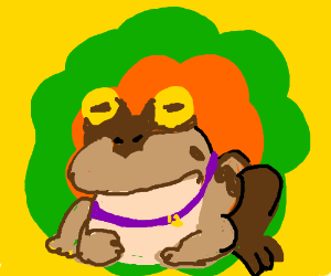 All glory to the hypnotoad(ifudontknowdonttry)