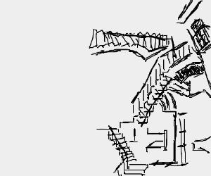 Relativity (Mc Escher)