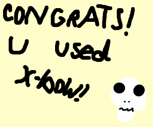 X-Box Achievement
