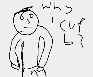 man asks why icup b