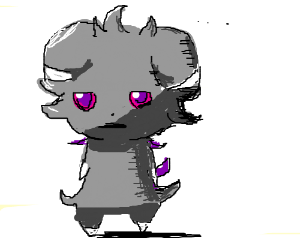 Espurr is REALLY BORED.