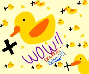 Ducks! Bonus Ducks!