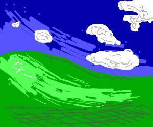 The Windows XP Main Desktop.
