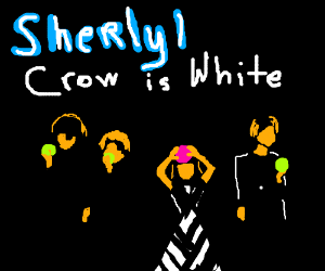 Himitsu Spark - A Crow is White