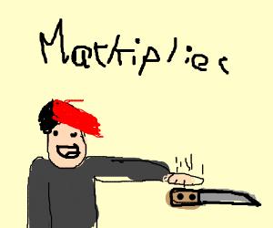 markiplier spanks with carving knife