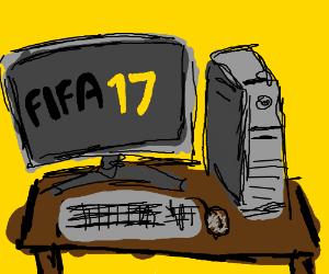 FIFA 2017 on PC