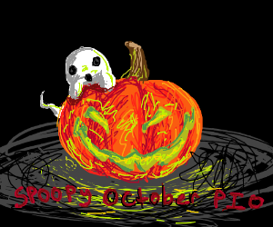 Spoopy October PIO