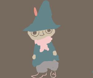 Snufkin (From Moomin)