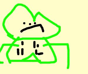 Froggit from Undertale.
