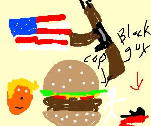 most amarican drawing anyone can conceive