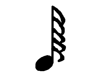 128th note (music)