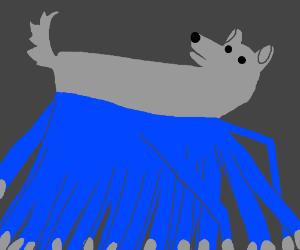 Centipantdog