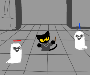 Google's halloween game