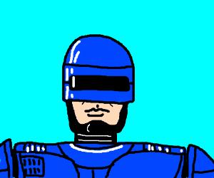 Blue Robocop