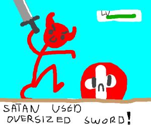 SATAN vs switzerland