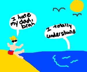 the sea understands