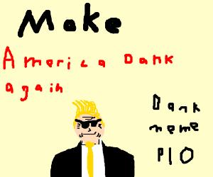 Dank meme PIO (Pass it on)