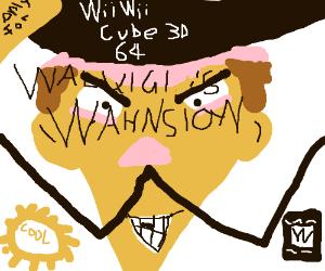 waluigi deserves his own game