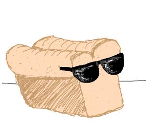 Cool bread